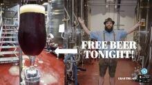 free beer pub
