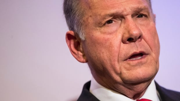 During a Nov. 16 news conference, Republican senate candidate Roy Moore refused to answer questions regarding sexual harassment allegations and pursuing relationships with underage females.
