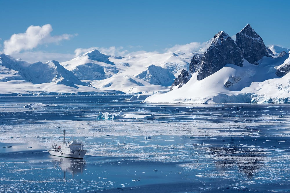Grounded cruise ship rescue in Nunavut cost Canada's Armed