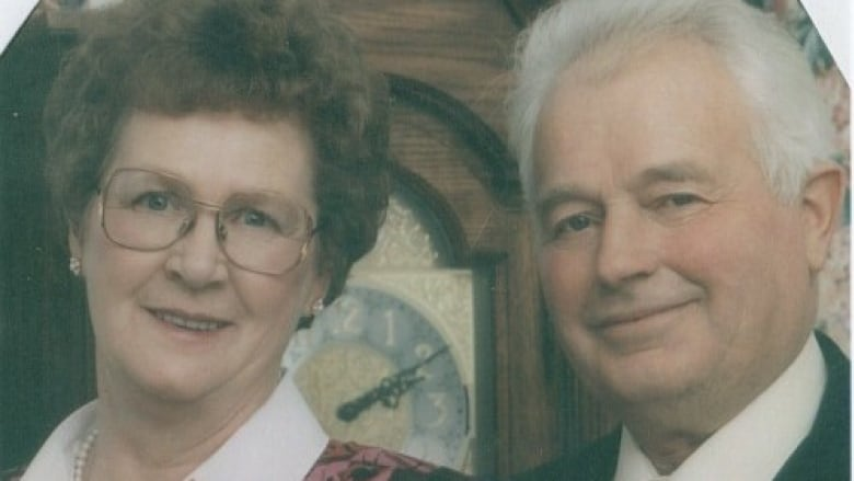 Till death: After 65 years, husband and wife die just 32 hours apart