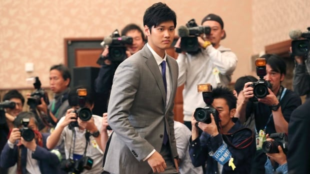 Deal reached; Ohtani can be posted