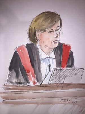 Judge Tracey Lord