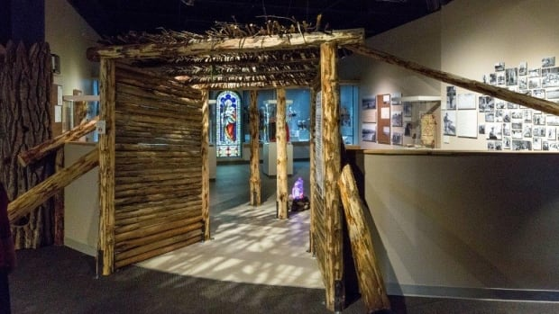 The Hodul'eh-a: A Place of Learning exhibit will have rotating items, including some on long-term loan from the Royal BC Museum in Victoria.