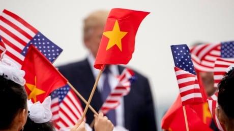 Trump Vietnam