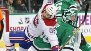 Birthday boy Ben Bishop shines as Stars rally to beat Habs