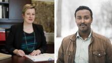 Eleanor Mohammed and Bashir Mohamed