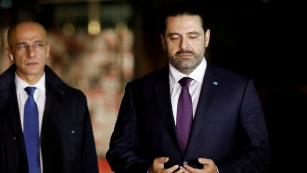 Lebanese PM will return to Beirut