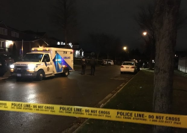 Scarborough shooting