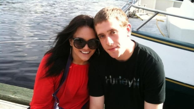 Surveillance of Brandon Phillips, right, included his girlfriend at the time, Jade Ball, left.