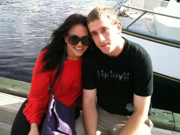 Jade Ball and Brandon Phillips