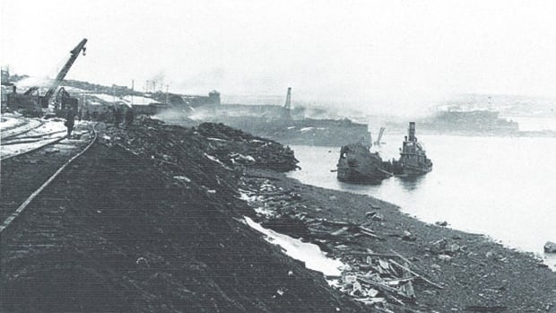 Is A Mystery Shipwreck Connected To The Halifax Explosion Nova - Where is halifax