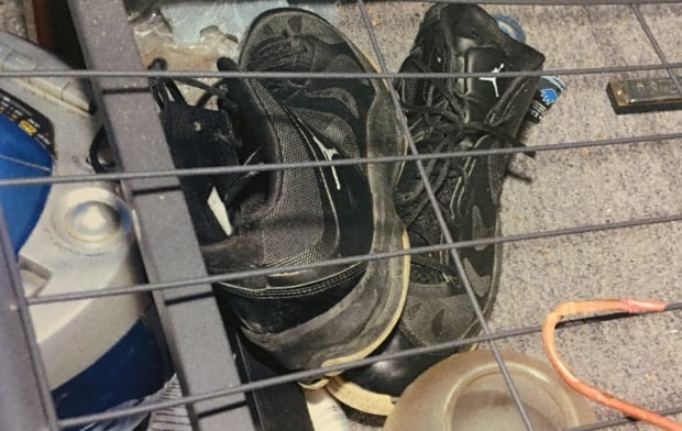 Sneakers Brandon Phillips trial