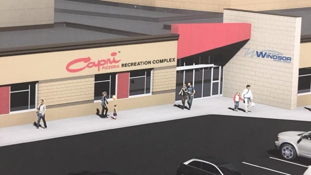 Capri Pizza has signed a 10-year agreement with the City of Windsor for naming rights to the South Windsor Recreation Complex.