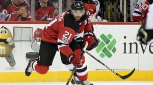 Devils' Kyle Palmieri out 4 to 6 weeks with broken foot