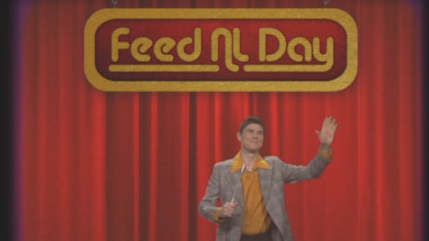 Ryan Snoddon is bringing back a retro look for Feed NL Day on Dec. 8.