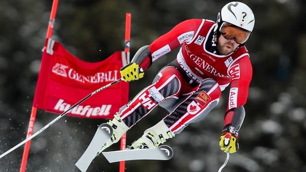 Ottawa's Dustin Cook recorded a season-best sixth-place performance in super-G at Val Gardena, Italy on Dec. 16, 2016, but was also disappointed about several missed opportunities later in the season.
