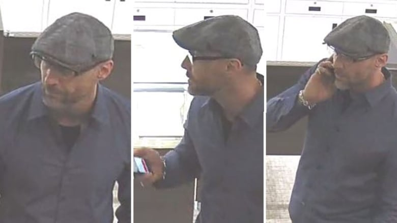 Police release better photos of $86K-Rolex-watch thief suspect
