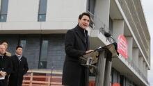 Justin Trudeau announces federal housing plan in Toronto