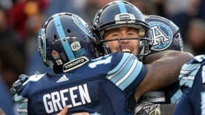 Argos' S.J. Green relishes 'dream' partnership with Ricky Ray