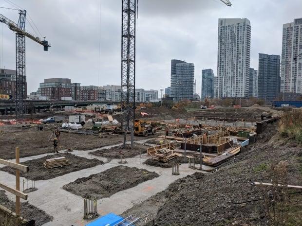 Canoe Landing housing Toronto opening 2019