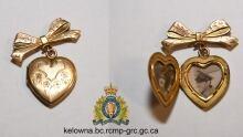 Lost locket Kelowna