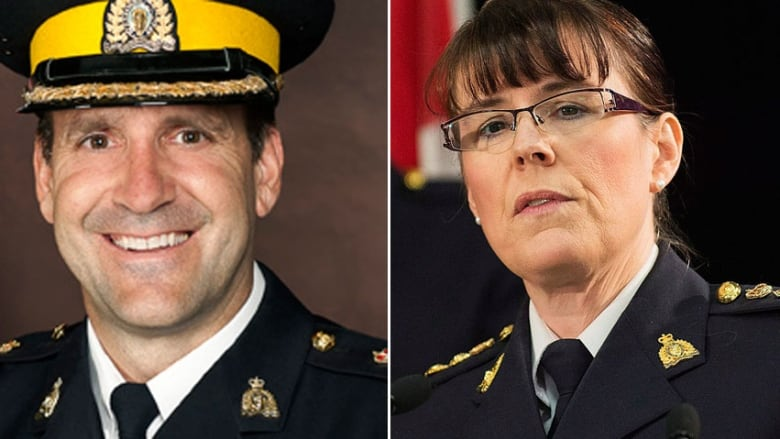 Candidates for next RCMP commissioner