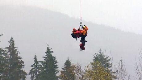 Vancouver Rescue