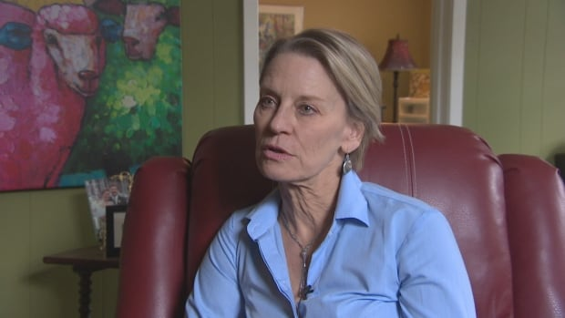 Donna Pasiechnik's Regina home tested above the Canadian guidelines for radon levels but after mitigation that number dropped to a safe level.