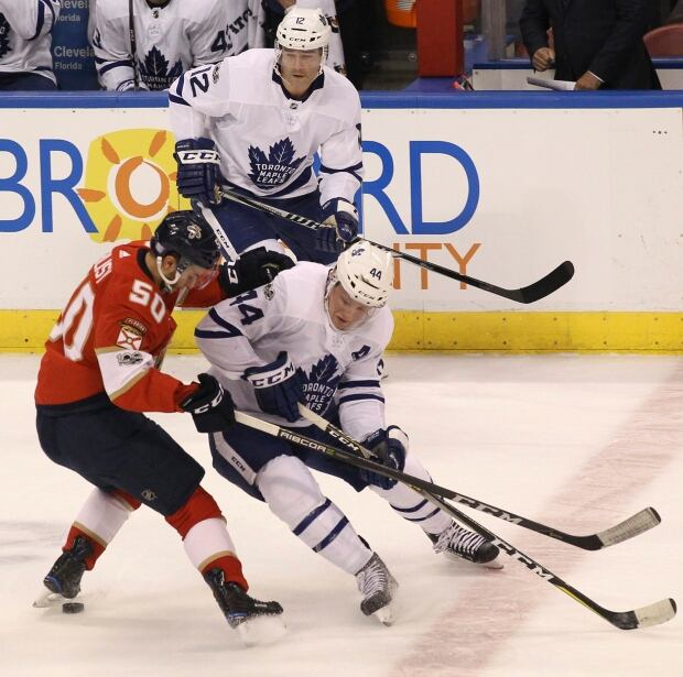 Maple Leafs Panthers Hockey