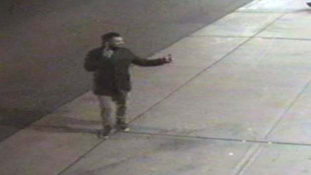 Toronto police need help to identify this man, who is wanted for an alleged assault in a parking garage on Nov. 17.