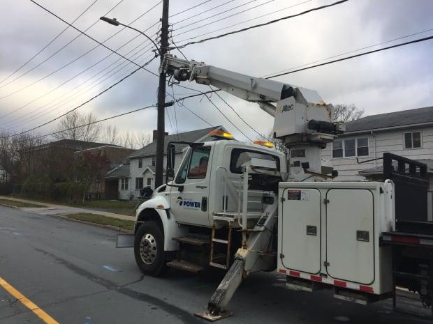 nsp nova scotia power outage