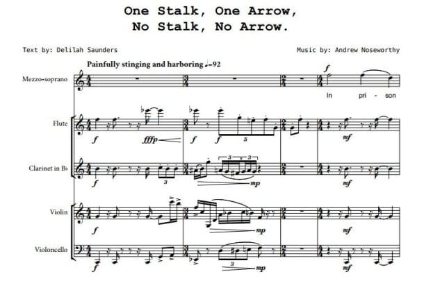 One Stalk One Arrow