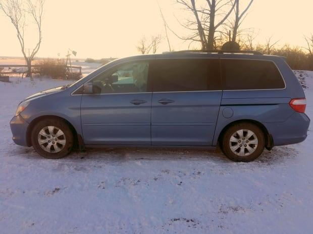 The Yukes's Honda Odyssey
