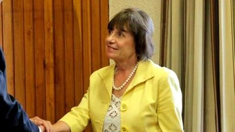 Senator Pana Merchant