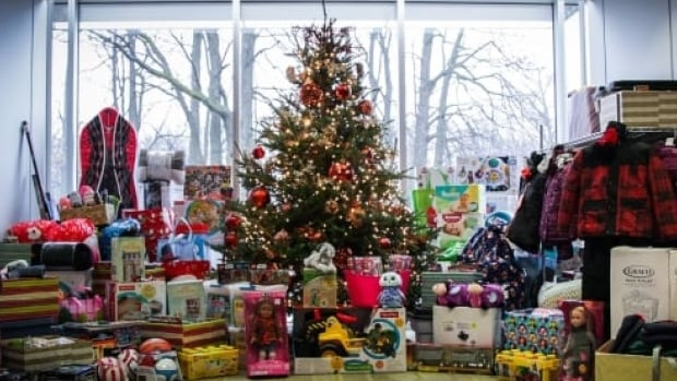Many Edmontonians are pondering the benefits of getting nothing for Christmas.