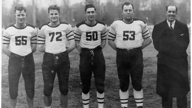 Ottawa Rough Riders 1939