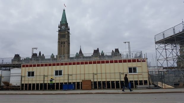 Rink on Parliament Hill