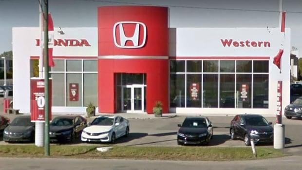 Western Honda in Moose Jaw, SK