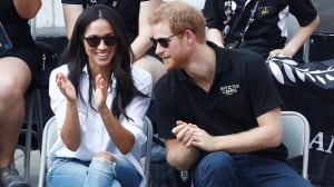 BRITAIN ROYALS Meghan Markle INVICTUS GAMES