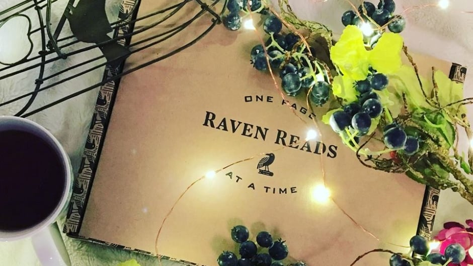 Raven Reads is a subscription service that delivers Indigenous books and gifts every three months.