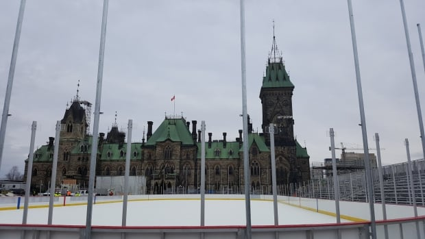The $5.6-million ice rink on Parliament Hill will now stay open until the end of February.