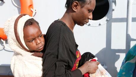Libya promises to investigate slave trade allegations