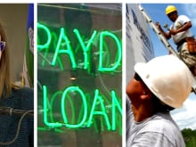 Robbie McCall started using payday loans after he had to stop working because of his health, and had trouble making ends meet with his disability cheques. What started as a $200 loan took nine years to pay off.