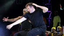 South Africa Johnny Clegg