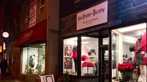 Lisa Drader-Murphy opened her Queen Street West location a year and a half ago.