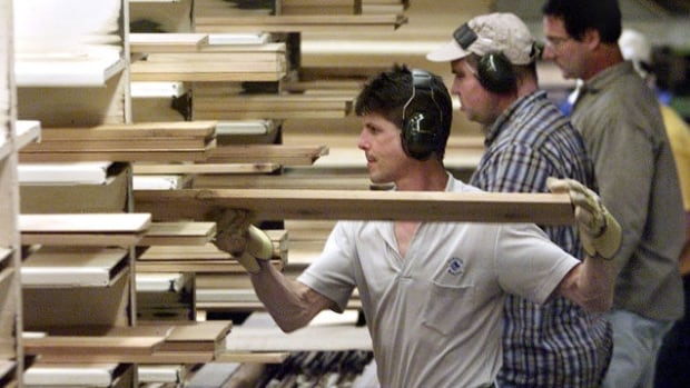 Demand for Canadian lumber from U.S. builders remains high, despite high tariffs imposed by the U.S.