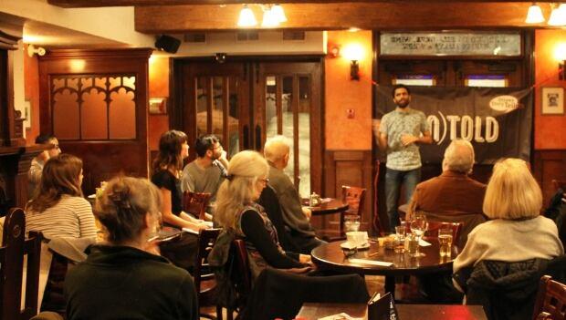 (Un)told Ottawa Storytellers