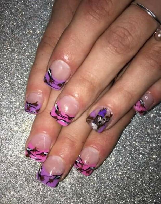 Hammy nails