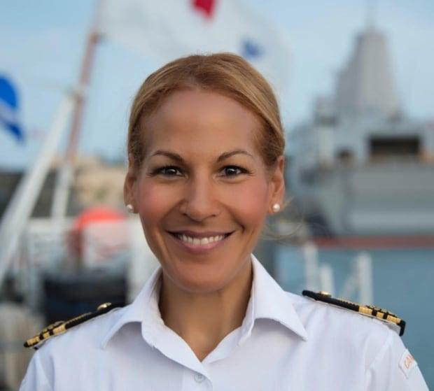 Lt.-Cmdr. Kelly Williamson