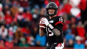 Bo Levi Mitchell looks to become 1st Stamps QB to win 2 Grey Cups